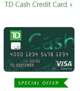 TD-Cash-Credit-Card