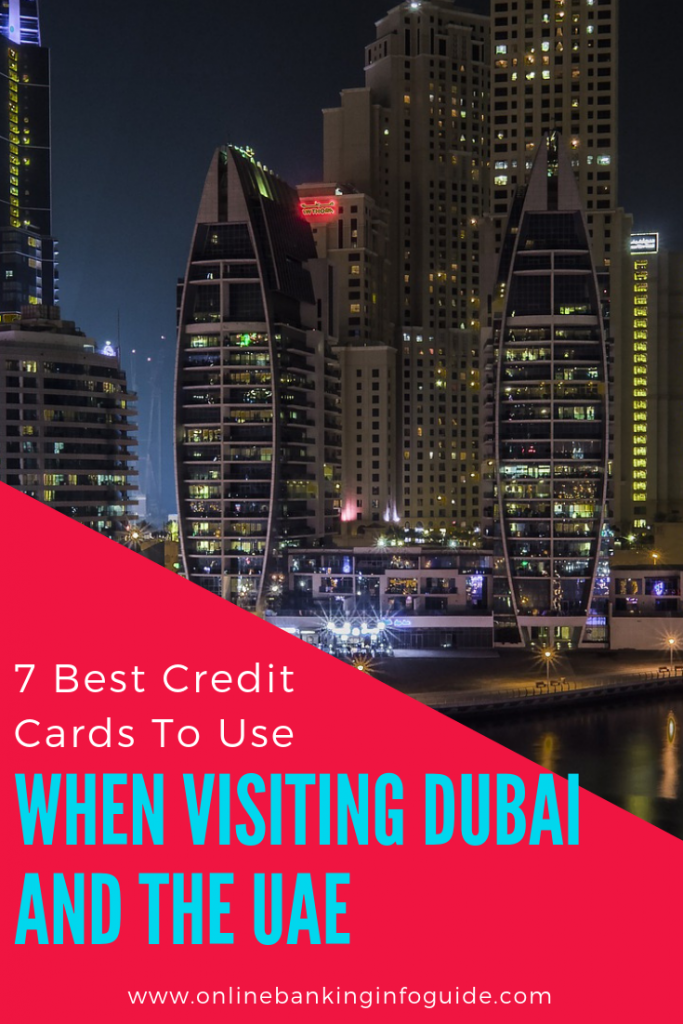 7 Best Credit Cards For UAE